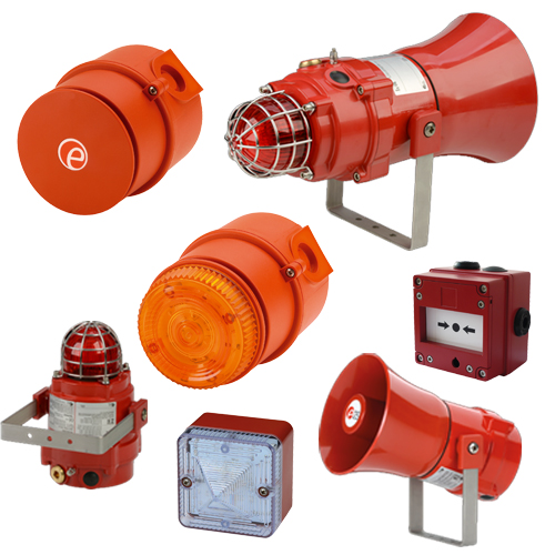 Web imge E2S Explosion Protected Equipment